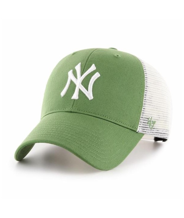 47BRAND TRUCKER NY FATIGUE GREEN 77515