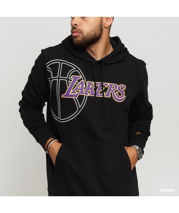 NBA GRAPHIC BASKETBALL HOODY LAKERS 12033469